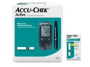 Akku-Chek Active glucometer