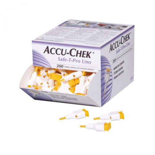 Accu-Chek Safe-T Pro Uno