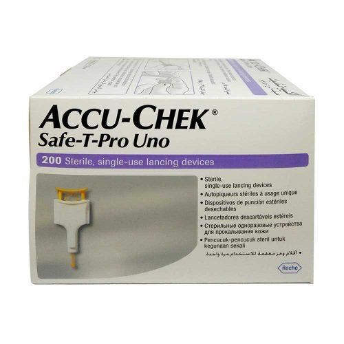 Accu-Chek Safe T Pro Uno նշտար