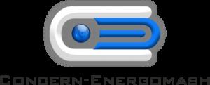 Logo Concern-Energomash CJSC_սև