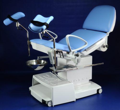 GOLEM 6ET Treatment - лечебный стол для гинекологии и урологии