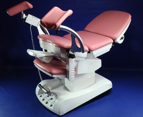 GOLEM F1 – gynaecological chair for IVF