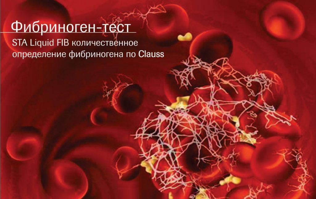 Фибриноген-тест